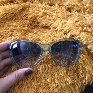 Kate Spade Jodene Blue Sunglasses